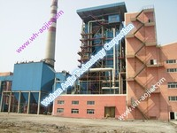 coal furnace waste oil sludge burners incinerate environment protect project
