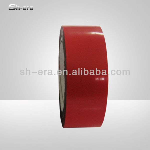 High Temperature Fireproof PVC Pipe Wrapping Tape
