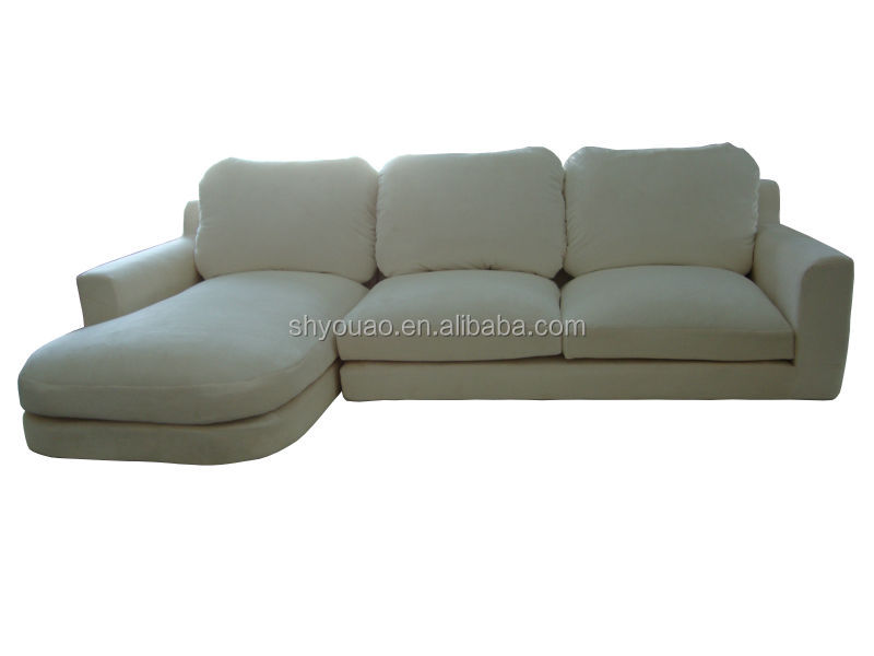 White Salon Sofa / Minimalist Design Furniture B167