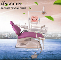 New model TAO 800 hospital equipment dental unit chair