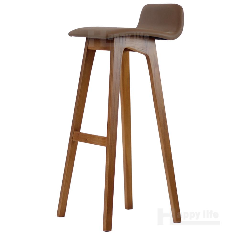 Dise o nico bar muebles alta silla de la barra americana for Diseno de barras de bar en madera
