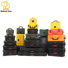 Flight Case Type Ningbo Factory Hard Plastic Flight Case with foam and handle