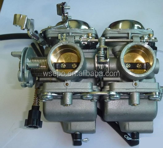 Super Quality!! CWE-PD26J Carburetor fits for 250CC double cylinder motorcycle