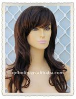 20 inch so long blonde lace front wig good quality human hair