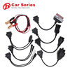 Hot Selling Auto Cables 8PCS CDP Pro Cars Cables Diagnostic Tool Interface car cable