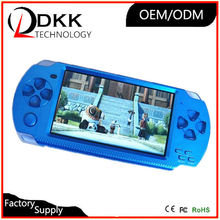 Hot Selling MP5 game player 4.3 inch 8GB support TF card Video Music Picture not for psp slot game board