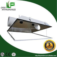 Solar indoor hydroponics greenhouse grow light reflector /1000w hydroponic kit plant growing 1000w