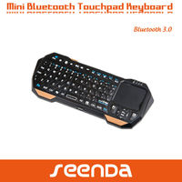 Ultra Slim Mini Bluetooth Keyboard For Iphone 4 / PS3 / Android OS