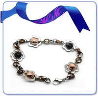 fashion Stainless Steel Health Bracelet For Women