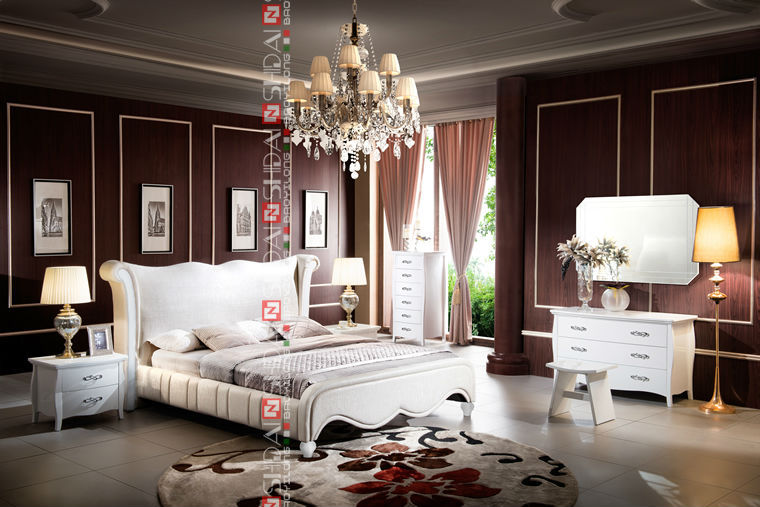 Children Bedroom Set Made In China /kids Wood Bedroom Furniture /luxury French  Style Bedroom