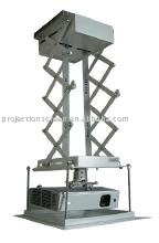 motorized projector lift for projector