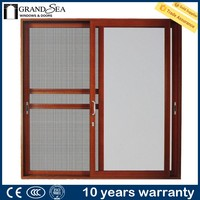 2016 new design house heavry duty 2.0mm thickness sliding mosquito screen door and window for buliding
