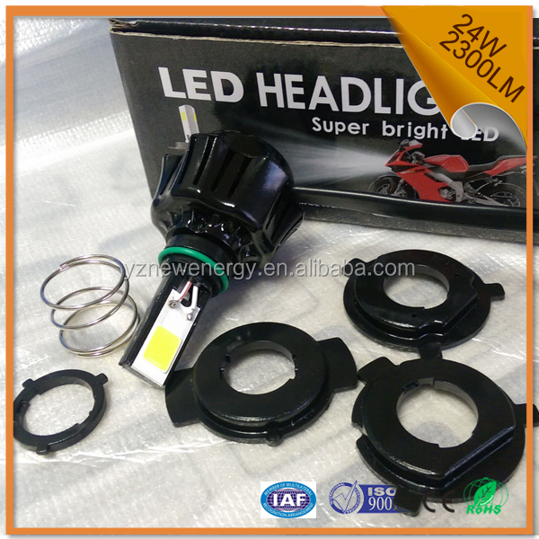 2300lm auto motorcycle head light led