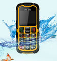 "2.0"" GPRS SOS IP67 unlocked Dual SIM big button rugged phone with strong torch light"