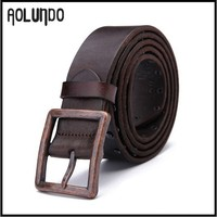 West cowboy style wholesale mexican leather belt brands factory