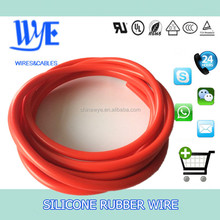 JGG silicone wire 10KV high voltage rubber aging resistant cable