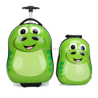 China Luggage Factory Supply 2pcs Children