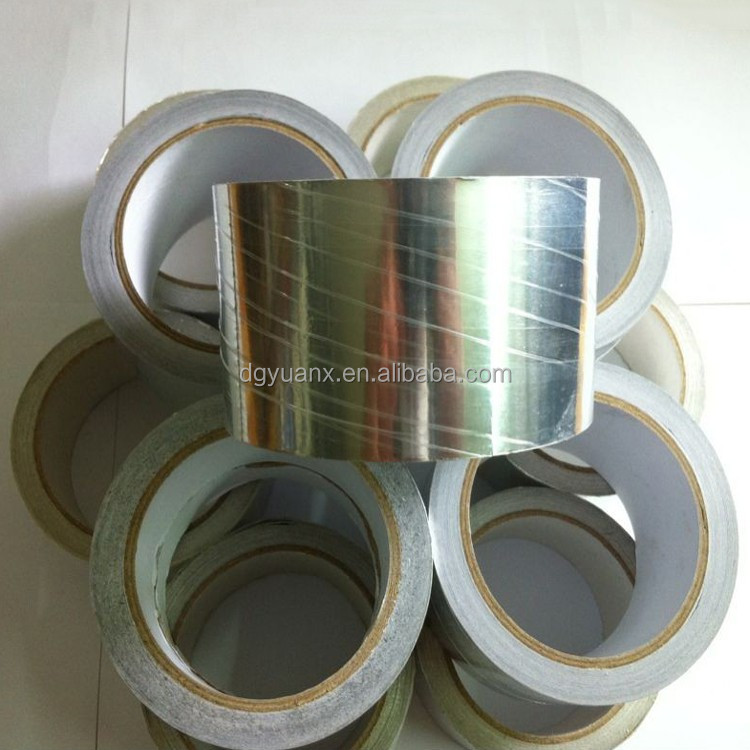 High quality custom colourful aluminum tapes