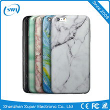 Hard Mobile Phone Cases Marble Stone image Painted Cover Mobile Phone Bags & Case For iPhone 6 Plus