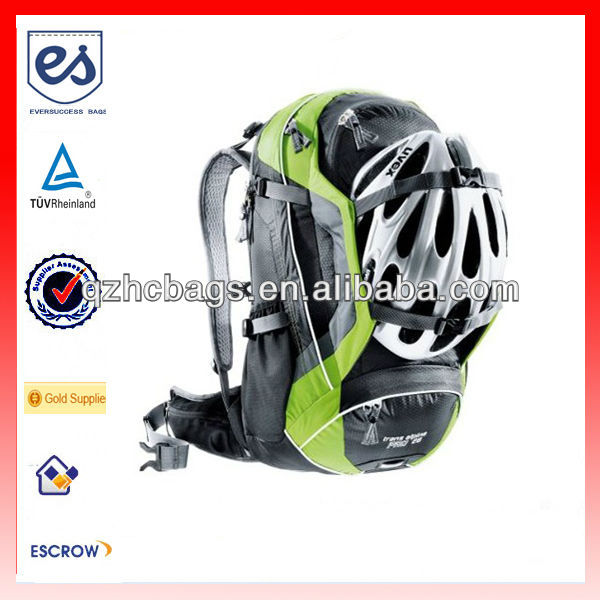 2015 best selling professional durable stylish cycling backpack for all demanding male and female bikers