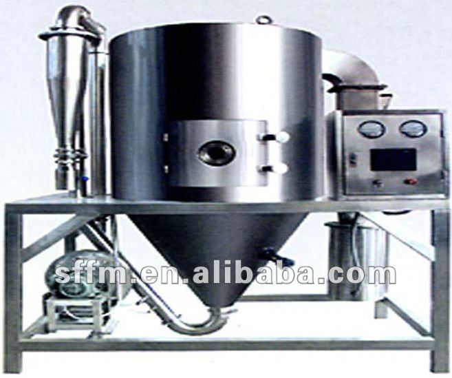 Stearic acid exprimental Spray Drying machine LPG-5