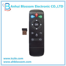 2.4g universal tv remote control codes for panasonic tv with learning function
