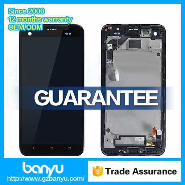 Manufacturer wholesale high quality for htc butterfly s lcd display