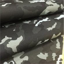 100% polyester cheap printed taffeta lining military camouflage fabric