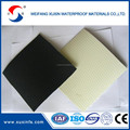 1.0mm/1.5mm/2.0mm hdpe waterproof membrane for the swimming pool