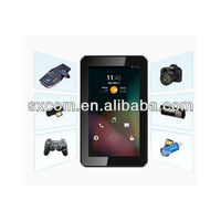 "New Slim 7"" Capacitive screen ALLWINNER A20 1.5GHz, Cortex-A7 Android OS 4.2 WIFI MID/tablet PC"