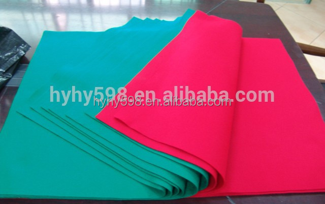 15072402 China wholesale non woven fabric/sofr felt/hard felt/color felt