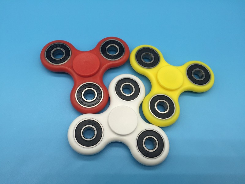Fidget Toy For Release Pressure Edc Hand Spinner With 608 Hybrid Ceramic <strong>Bearing</strong>