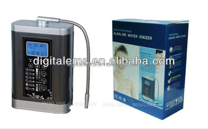 2016 alkaline water machine with heating function JM-919B