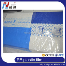 LDPE Pcustom plastic bags for mattress packaging