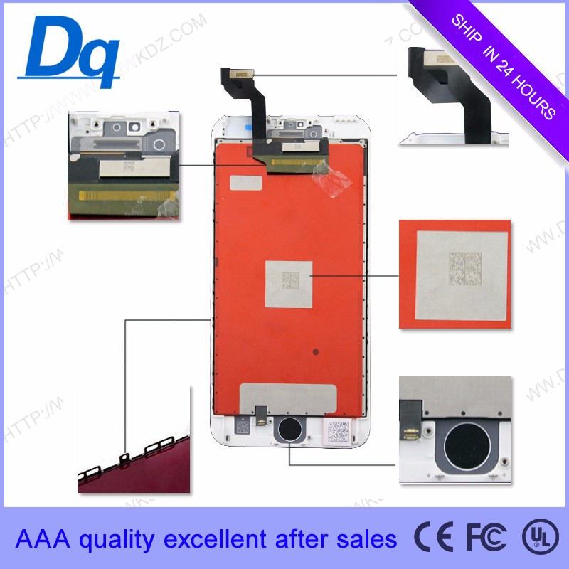 refurbished phone lcd for iphone 7 plus lcd complete with digitizer,lcd digitizer assembly for iphone 7 plus