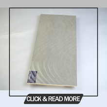 3D White Wave Glazed Ceramic Wall Tile