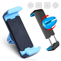 Silicone car Air Vent clip mobile phone holder mount car air conditioning outlet For Smartphone
