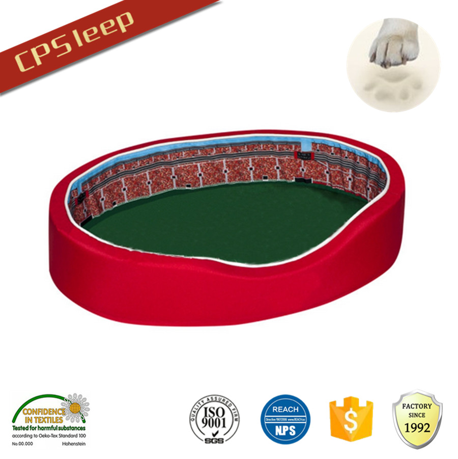 High Quality New Design All Weather Round Red pet supplies & pet