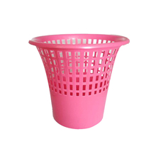 China manufacturer hot selling plastic trash cans cheap and mini household plastic trash cans fashion modern trash can