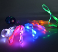 Flashing Led Bracelet Remote Control illuminated Nylon Bangles Bracelets for Party Event Wedding