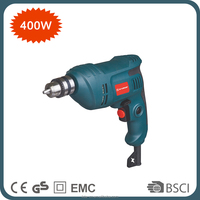 400W 10mm wood steel mini electric hand drill machine