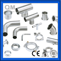 1 Inch Pipe Fittings Stainless Steel 304 316L