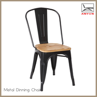 China chairs supplier sale outdoor metal garden chairs