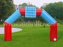 Inflatable Race Archways, Inflatable entrance archway, inflatable arch gate H1058