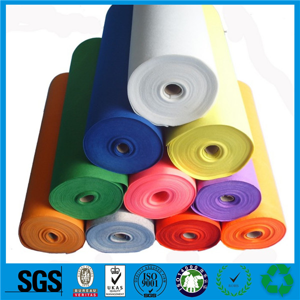 Direct Manufacturer Full color Customized Silk Print Pp Non Woven Fabric For Bags