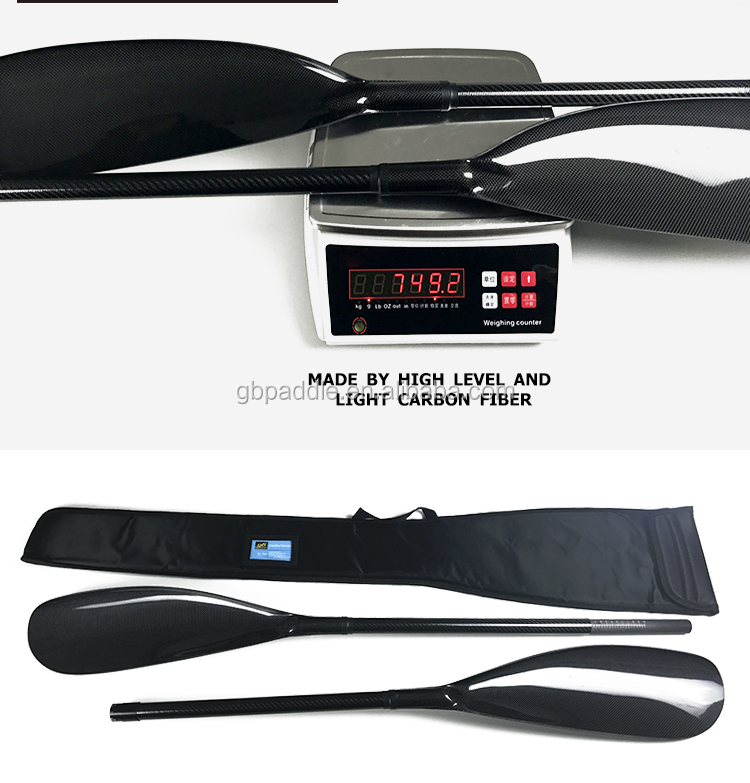best seller adjustable carbon kayak paddle