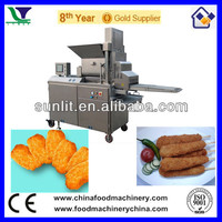 Automatic Beef Meat Vegetable Hamburger Patty Moulding Machine