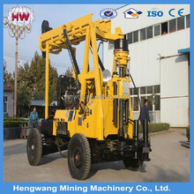 oil drilling rig/portable drilling rig/used truck mounted water well drilling rig