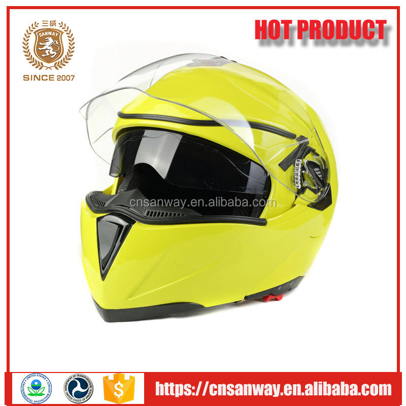Cross motorcycle helmets (710D) made by sanway factory