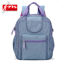 China Manufacture 500D Nylon Best Fashion Funny Diaper Backpack Diaper Bags